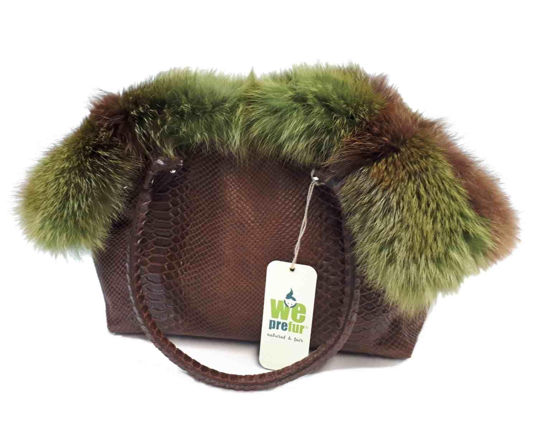 WePreFur Taschen
