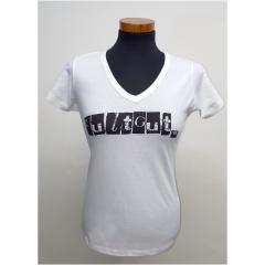 Logo T-Shirt CULTGUT® V-Neck